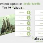 Ayuntamientos españoles en social media: Barcelona gana